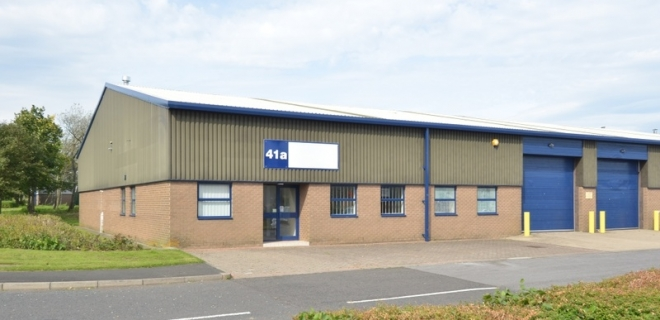 Number One Industrial Estate - Unit 41 A & B