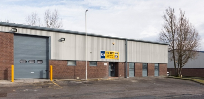 Number One Industrial Estate Units 32A and B (2)
