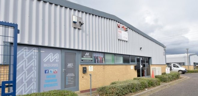 Wulfric Square Industrial Units To Let Peterborough (10)