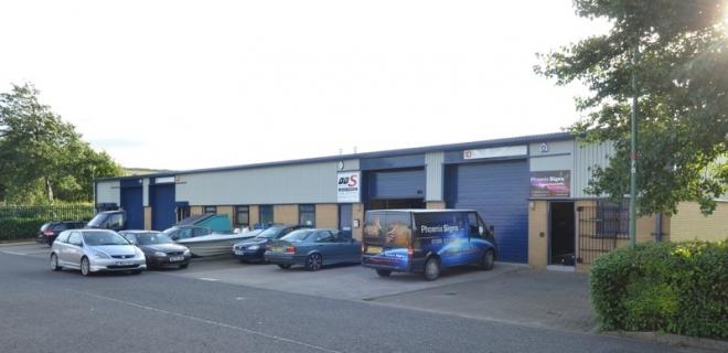 Industrial Unit To Let - Riverside Industrial Estate, Langley Park