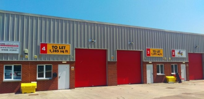 Firth Road Industrial Units To Let Livingston (2)