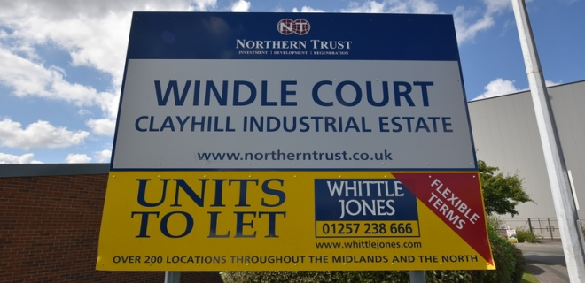 Industrial Unit -  Clayhill Industrial Estate, Neston