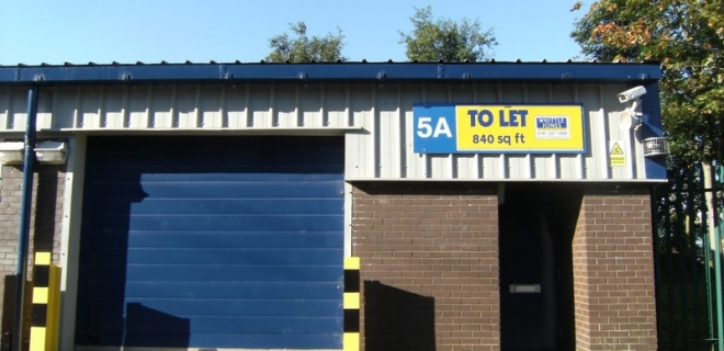 Industrial Unit  - Willowtree Industrial Estate, Alnwick