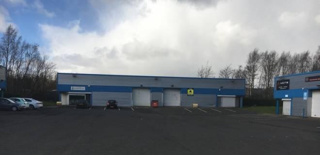 Whistleberry Park - Industrial Units To Let Hamilton (4)