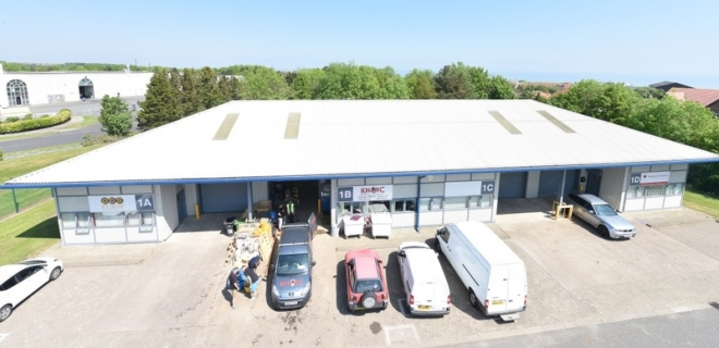Industrial Unit To Let - Seaham Grange Industrial Estate, Seaham Grange