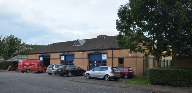 Industrial Unit To Let - Wolsingham Industrial Estate, Wolsingham