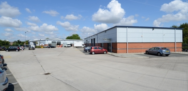 Industrial Unit -  Sefton Business Park, Liverpool