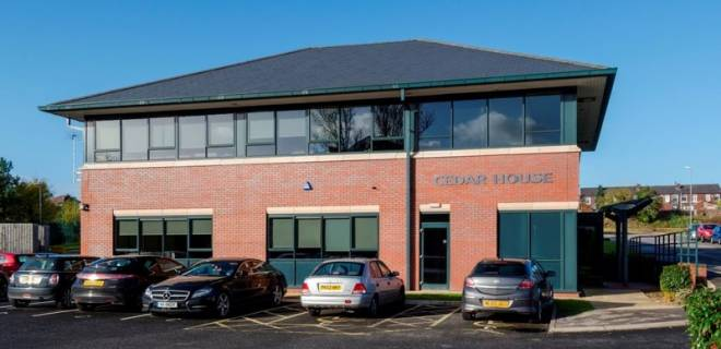 Cedar House Sandbrook Offices To Let (9)