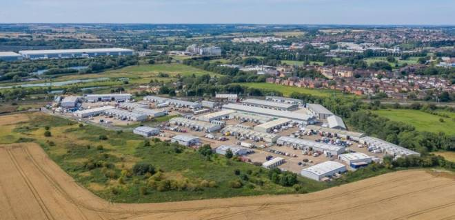 Leyland Trading Estate - Industrial Units To Let Wellingborough (main)