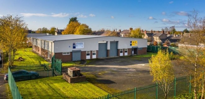Longtown Industrial Estate  - Industrial Unit To Let - Longtown Industrial Estate, Carlisle