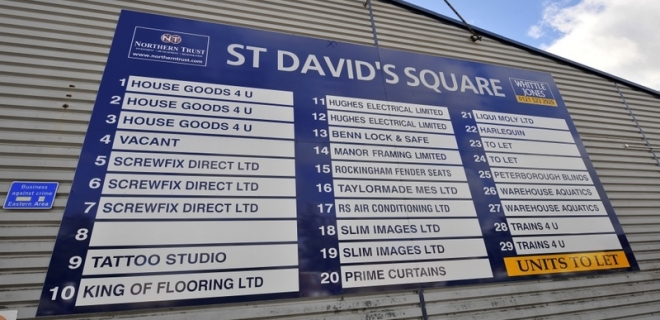 St Davids Square Trade Park  - Industrial Unit To let - St Davids Square Trade Park, Peterborough