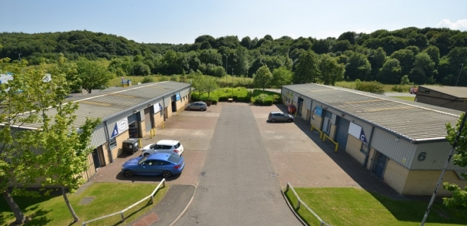 Industrial Unit To Let - Low Prudhoe Industrial Estate, Prudhoe