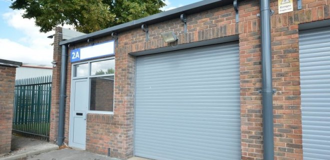 Lake Enterprise Park Doncaster - Industrial Units To let (6)