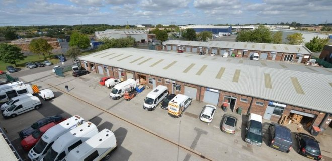 Lake Enterprise Park Doncaster - Industrial Units To let (3)