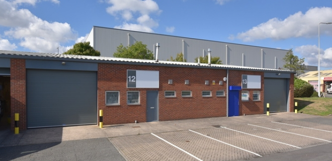 Clayhill Industrial Estate - Windle Court  - Industrial Unit To Let -  Clayhill Industrial Estate, Neston