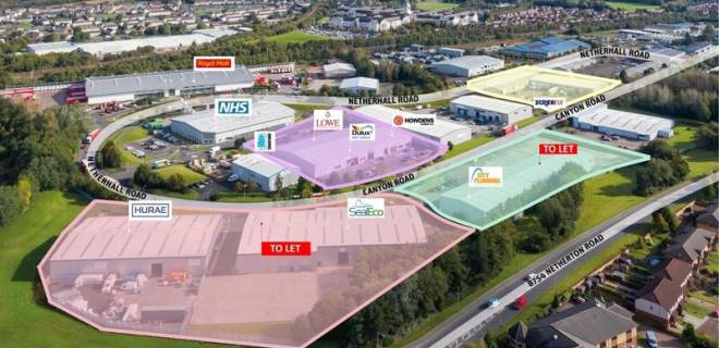Excelsior Park  - Industrial Unit To Let - Excelsior Park, Wishaw