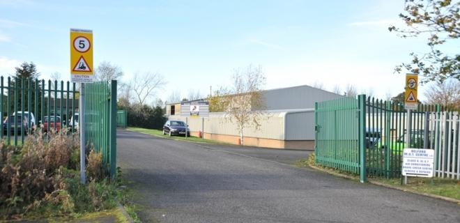 Industrial Unit To Let- Belford Industrial Estate,Belford