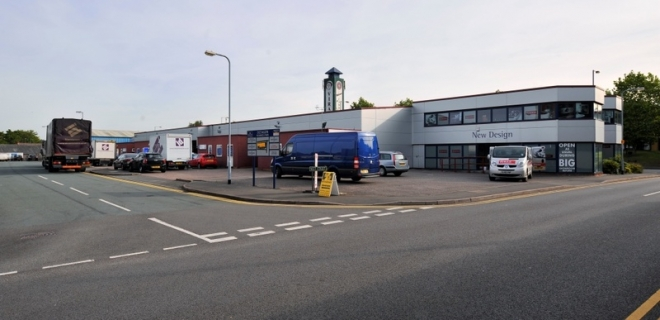 Industrial Unit - Octagon Business Park, Cannock