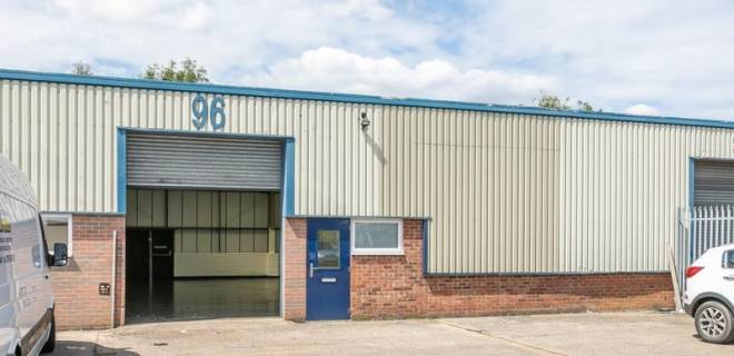 Leyland Trading Estate - Industrial Units To Let Wellingborough (4)