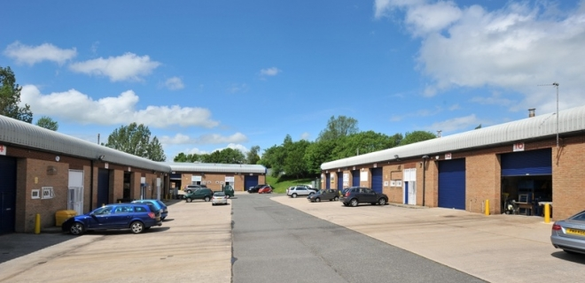 Balderstone Close Industrial Estate