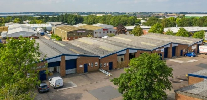 Royal Oak Trading Estate Industrial Units To let (6)
