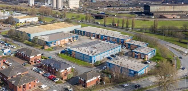 Eastgate Park Scunthorpe Industrial Units To Let (3)