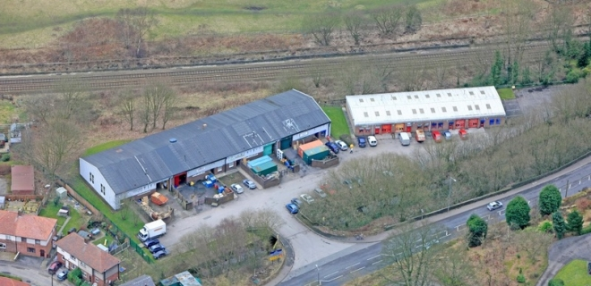 Industrial Unit  - Walsden Industrial Estate, Todmorden