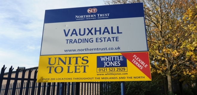 Vauxhall Trading Estate  - Industrial Unit To Let - Vauxhall Trading Estate, Saltey