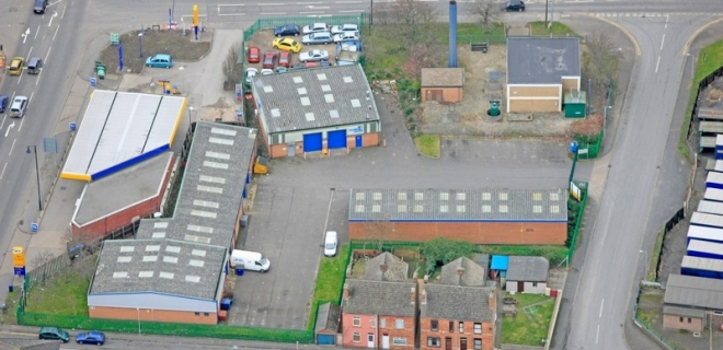 Industrial Unit To Let -  Thornton Street Industrial Estate, Gainsborough