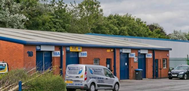 Number One Industrial Estate - Industrial Units To Let Consett (16)