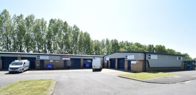 Industrial Unit  - Riverside Road Industrial Estate, Sunderland