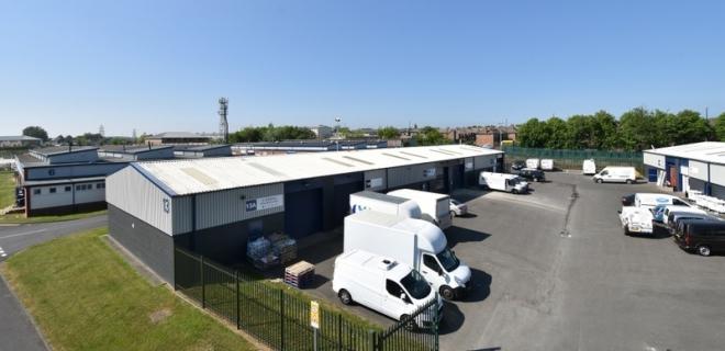 Industrial Unit - Southwick Industrial Estate, Sunderland