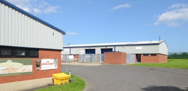 Industrial Unit To Let - Salters Lane Industrial Estate, Sedgefield