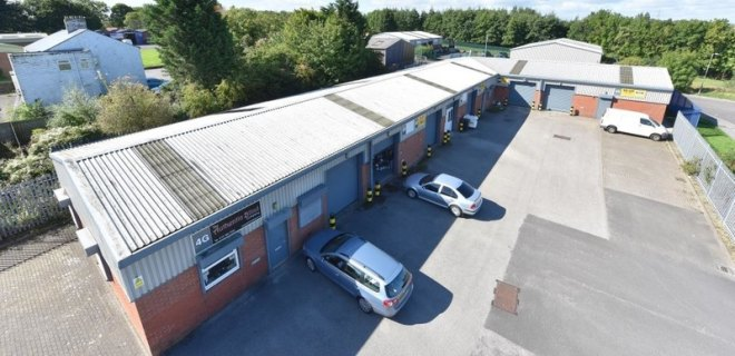 South Hetton Industrial Estate County Durham Industrial Units To let (10)