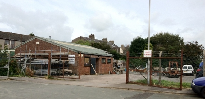 Industrial Unit - Chapel Street, Egremont