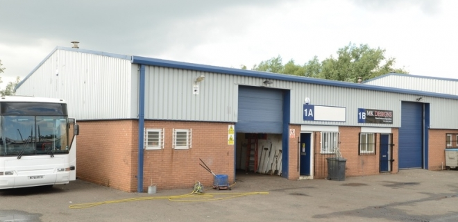Industrial Unit -Bolckow Rad Industrial Estate, Middlesborough