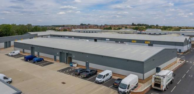 Leyland Trading Estate - Industrial Units To Let Wellingborough (18)