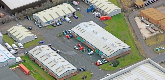 Industrial Unit To Let - Dunslow Court, Scarborough