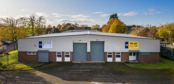 Longtown Industrial Units To let Carlisle (12)