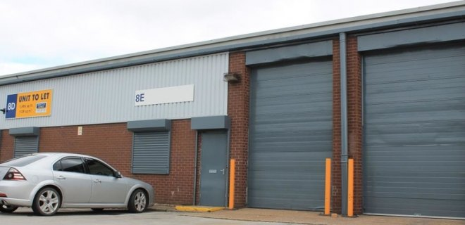 Industrial Unit To Let - Langthwaite Grange Industrial Estate, South Kirby