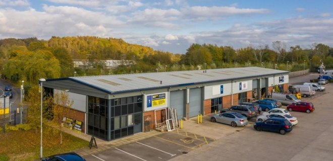 Gerards Park Industrial Units To Let St Helens (2)