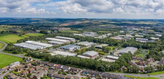 Number One Industrial Estate Units 10A-D (1)