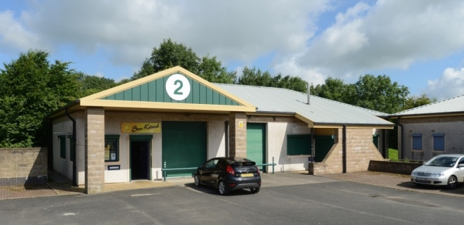 Industrial Unit - Derwent Mills Industrial Estate, Cockermouth
