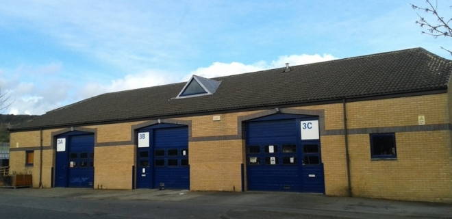 Industrial Unit - Wolsingham Industrial Estate, Wolsingham