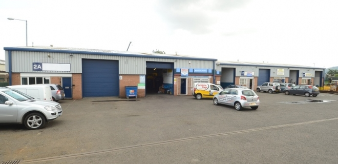 Industrial Unit To Let - Bolckow Rad Industrial Estate, Middlesborough