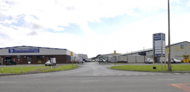 Industrial Unit - White Lund Industrial Estate, Morecambe