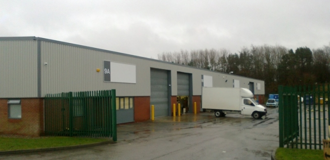 Number One Industrial Estate Units to let Consett (6)