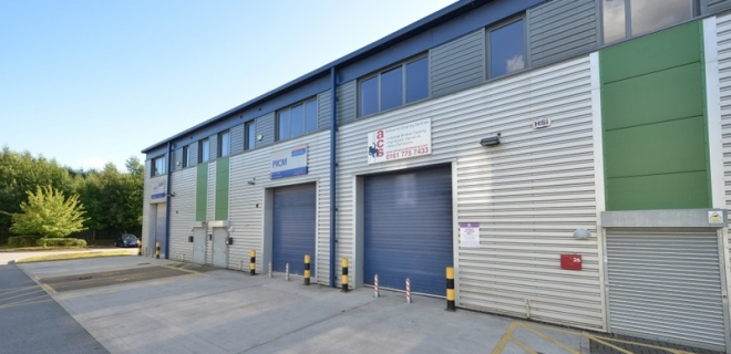 Industrial Unit To Let - Irlam Business Centre, Manchester