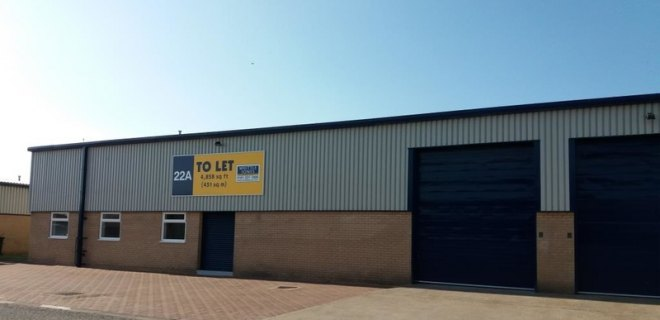 Blyth Industrial Estate Unit 22A To Let (6)