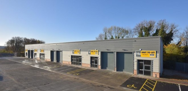 Leyland Trading Estate new development industrial units to let (2)